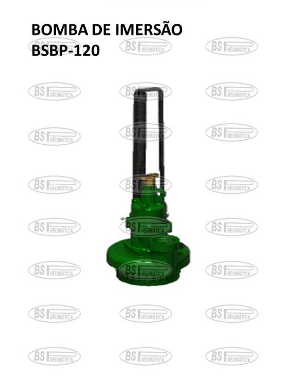 Bomba pneumática preço