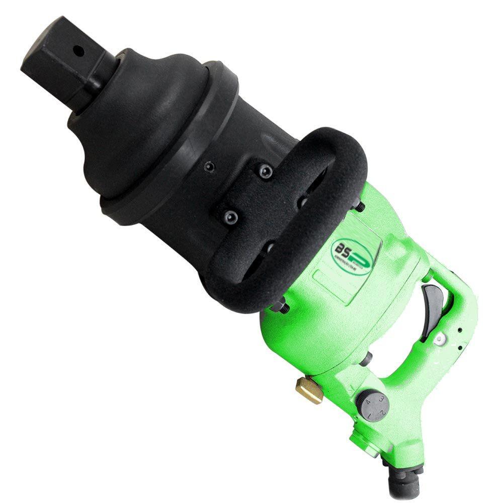 Chave de impacto pneumática com ajuste de torque