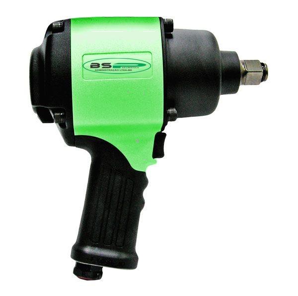 Chave de impacto pneumática com controle de torque